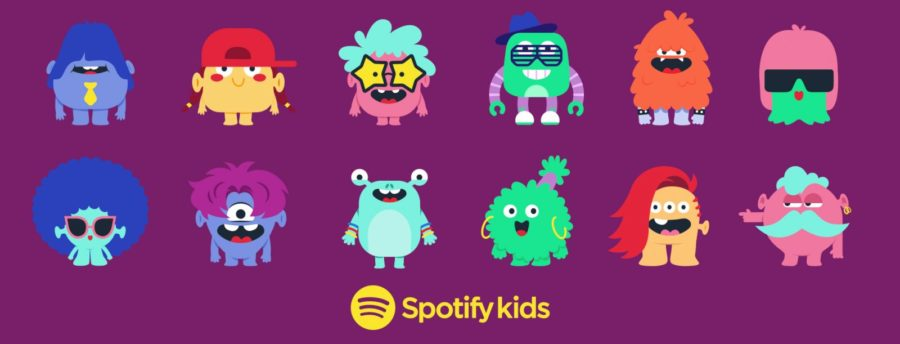 Spotify Kids, la nueva propuesta del gigante de la música