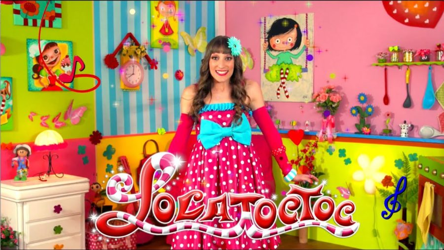 Lola Toc Toc, el nuevo personaje estrella de la musical infantil