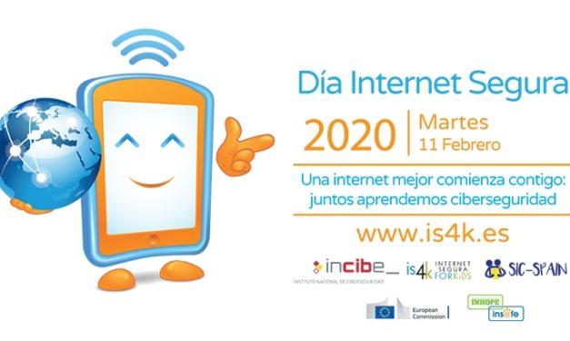 Gaptain presentará Segureskola en Madrid durante el Día de Internet Segura.