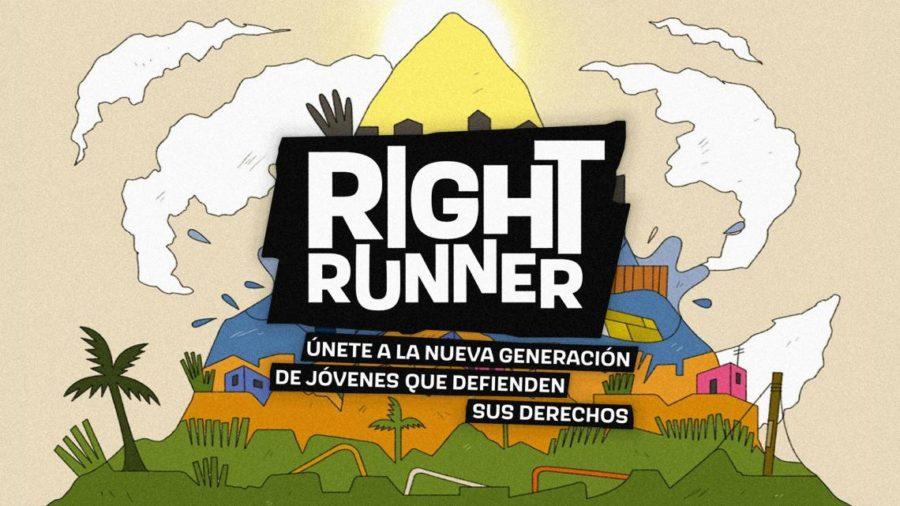 Right Runner, un videojuego sobre los Derechos del Niño.