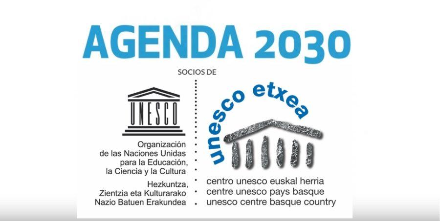 UNESCO Etxea ODS Agenda 2030