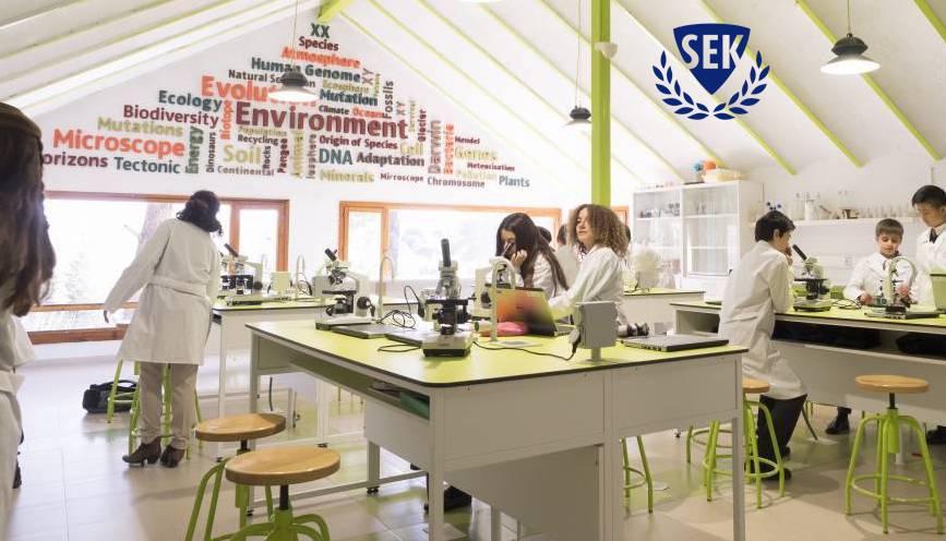 escuelas innovadoras sek innovación educativa
