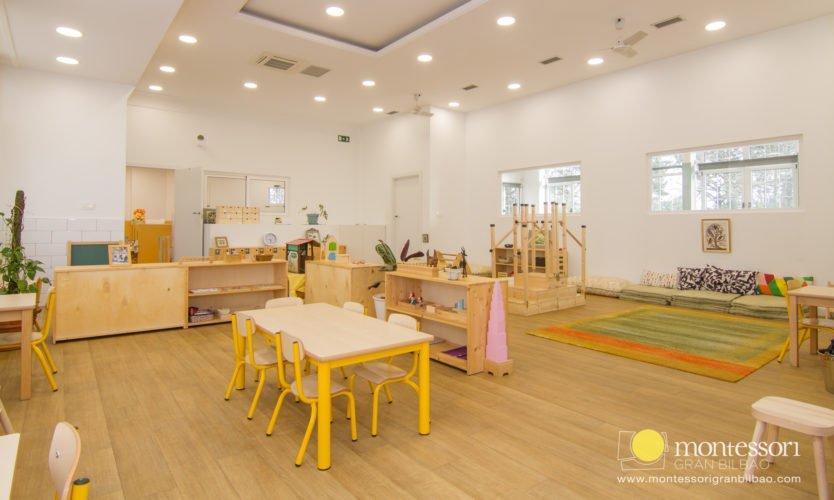 Escuela Infantil Montessori Gran Bilbao-28