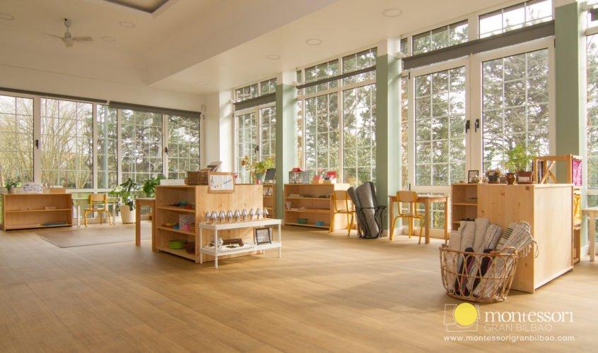 Escuela Infantil Montessori Gran Bilbao