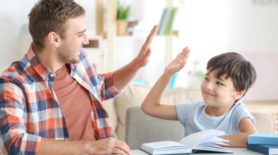 padres y madres colaboración con educación