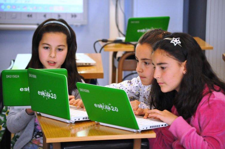 Eskola 2.0. Las vergüenzas en educación