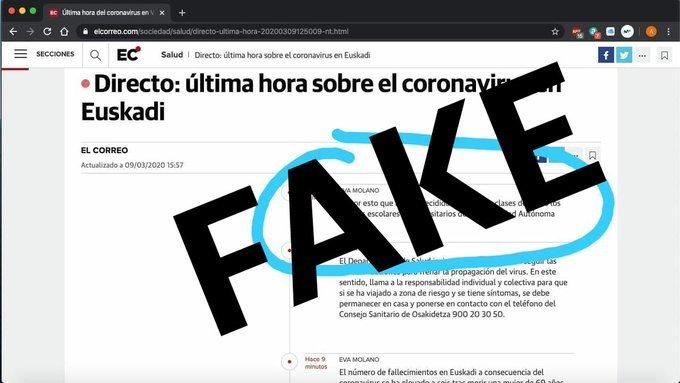Estafas online por coronavirus, el nueva arma de los cibercriminales