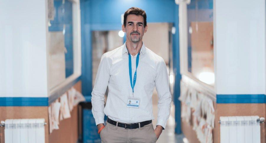 Jorge Calvo Martin, experto en tecnología educativa