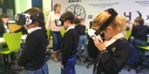Beneficios de la Realidad Virtual en Educación. Cómo llevarla al aula.