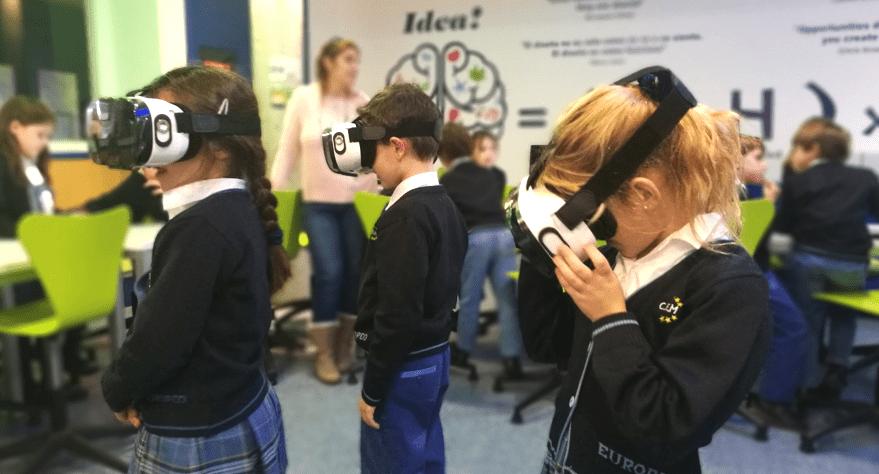 Beneficios de la realidad virtual en educación
