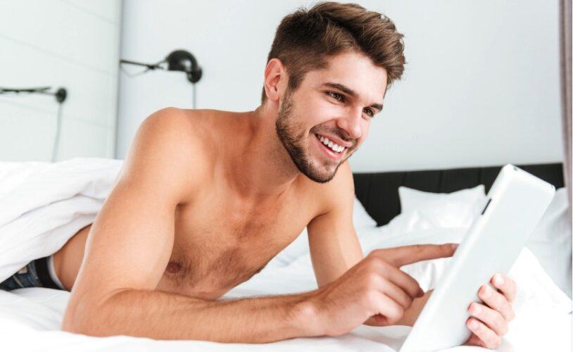 Sexting hombre