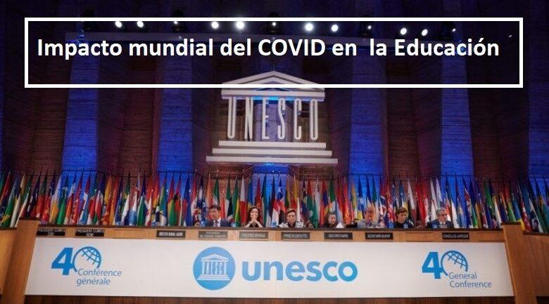 escuela post-COVID impacto del covid en la educación
