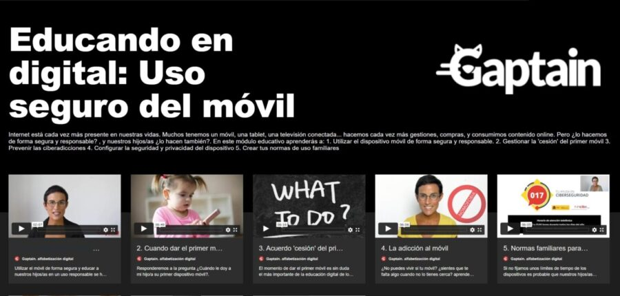 curso online para familias educando en digital