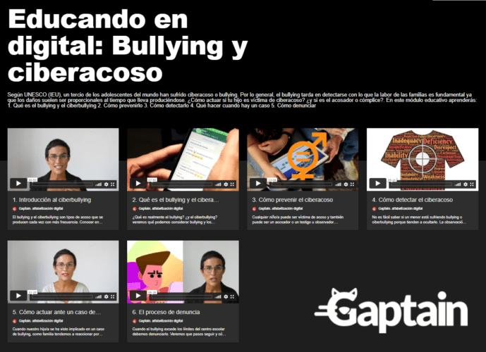 itinerario online para familias 'Educando en digital'