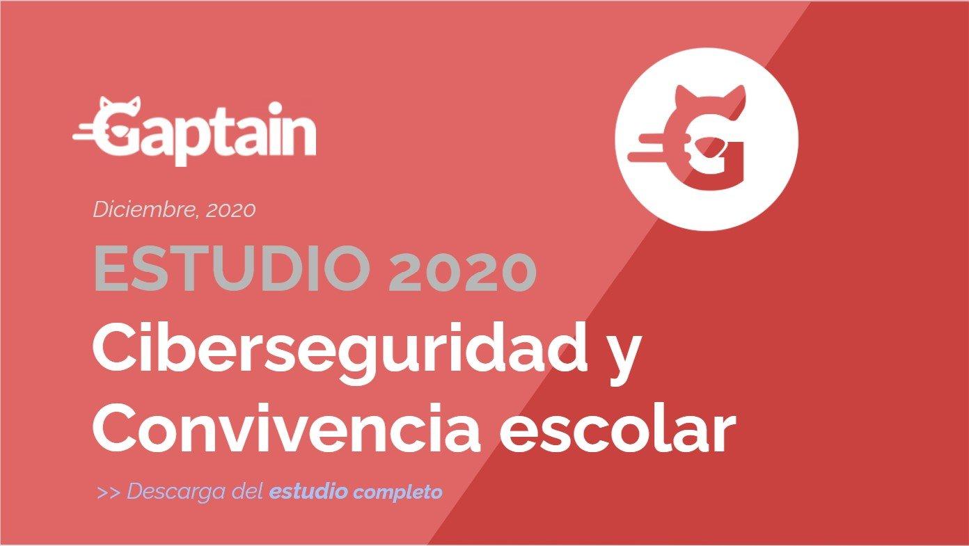 Estudio Ciberseguridad y Convivencia escolar 2020