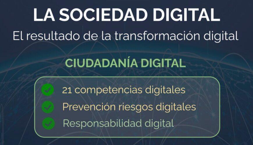 alfabetización sociedad digital cultura de ciberseguridad