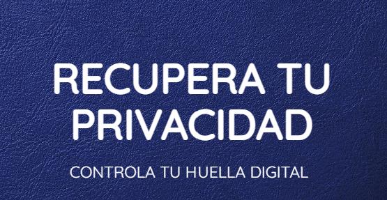 el ámbito digital privacidad