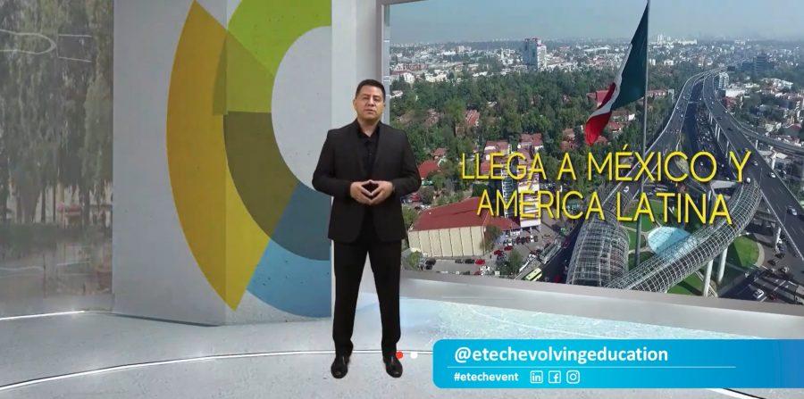 eTech Evolving Education Gaptain Hugo Romero