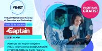 VIMET convoca a los profesionales del sector educativo en octubre