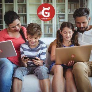 ciberprotección total familiar para niños control parental protección para tu familia digital Educación digital ciberseguridad para tu familia
