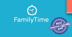 Gaptain FamilyTime Control parental android ios
