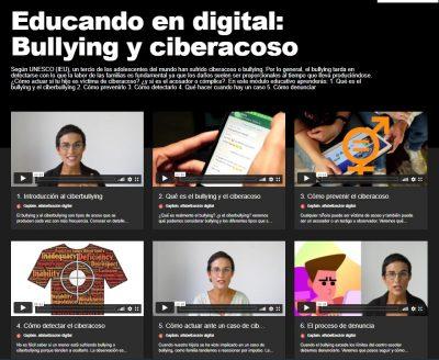 bullying Ciberacoso